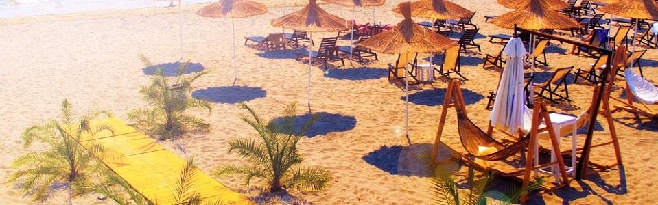 Stranden Sunny Beach